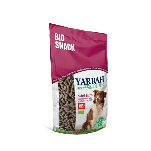 Bio Snack Mini Bites, 100g